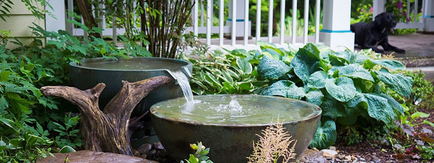 Fountains for ANY space!