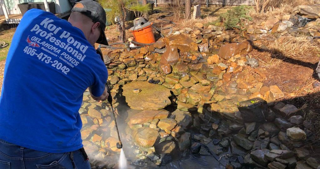 Remove Sludge from your pond